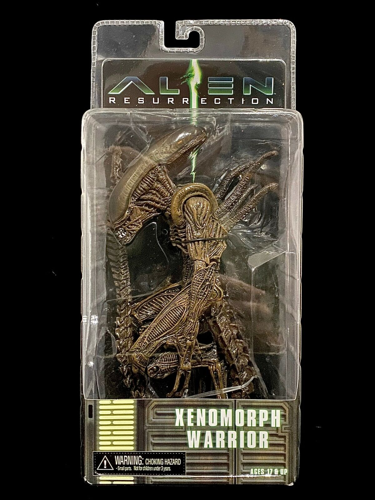 Aliens Wirkung Figure Alien Auferstehung Warrior Alien Neca