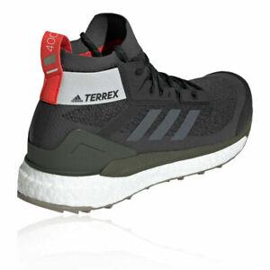 Détails sur Adidas Terrex libre Randonneur Boost Homme Trail Chaussures Boots UK 9, US 9.5, E 43.3, 27.5 afficher le titre d'origine