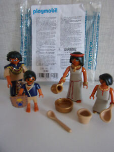 PLAYMOBIL-erganzungen-amp-Accesorio-6492-agypterfamilie-History-Producto-B