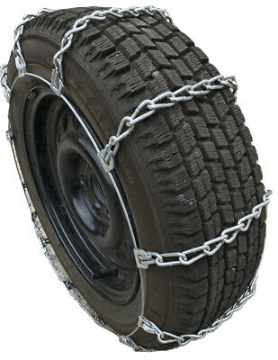 Priced per Pair. TireChain.com P215//55R16 215//55-16 Cable Link Tire Chains 1934-26