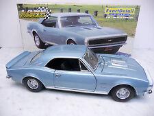 Lane Exact Detail 202 1:18 Chevrolet Camaro rs/ss 1967 blaumetallic TOP in OVP