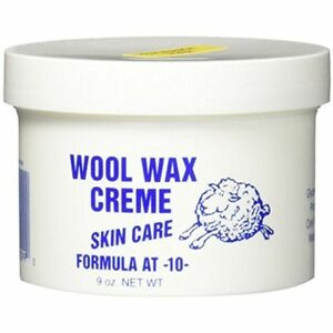 Wool-Wax-Creme-Skin-Care-Formula-AT-10-9oz-FRAGRANCE-FREE-Fast-Shipping