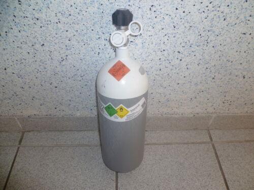 Sauerstoff Sauerstoffflasche 2,5 l inkls Füllung