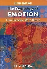 The Psychology of Emotion: From Everyday Life to Theory-ExLibrary