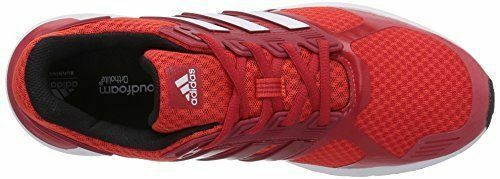 Adidas Duramo Duramo Duramo 8  s & 10 Cloudfoam Red & White Running Shoes Trainers NEW | Mode