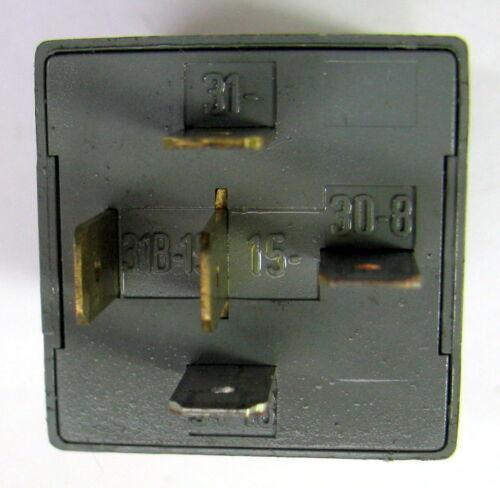 Relais de contrôle relais 86ag18c641ab vitres Chauffage Ford escort sierra original