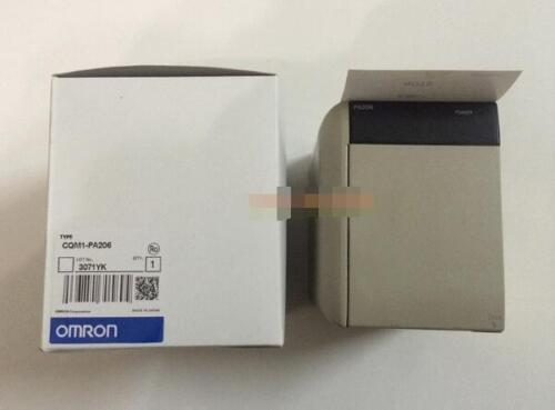 Omron Power Supply Unit 240VAC CQM1-PA206 NEW IN BOX  CQM1 PA206 #LRR