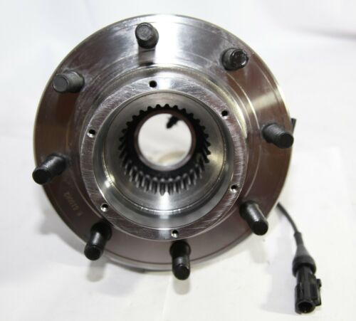 1Pair Front Wheel Hub for Dual Rear Wheels 4WD Models with 4 Wheel ABS DRW