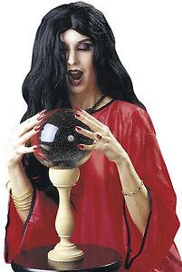 Frauen-Peruecke-Amelia-Langhaar-Hexe-Vampir-Zauberin-Karneval-Halloween-schwarz