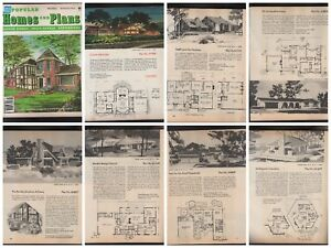 POPULAR HOME PLANS 69 MODERN HOUSE ATOMIC RANCH MID ...