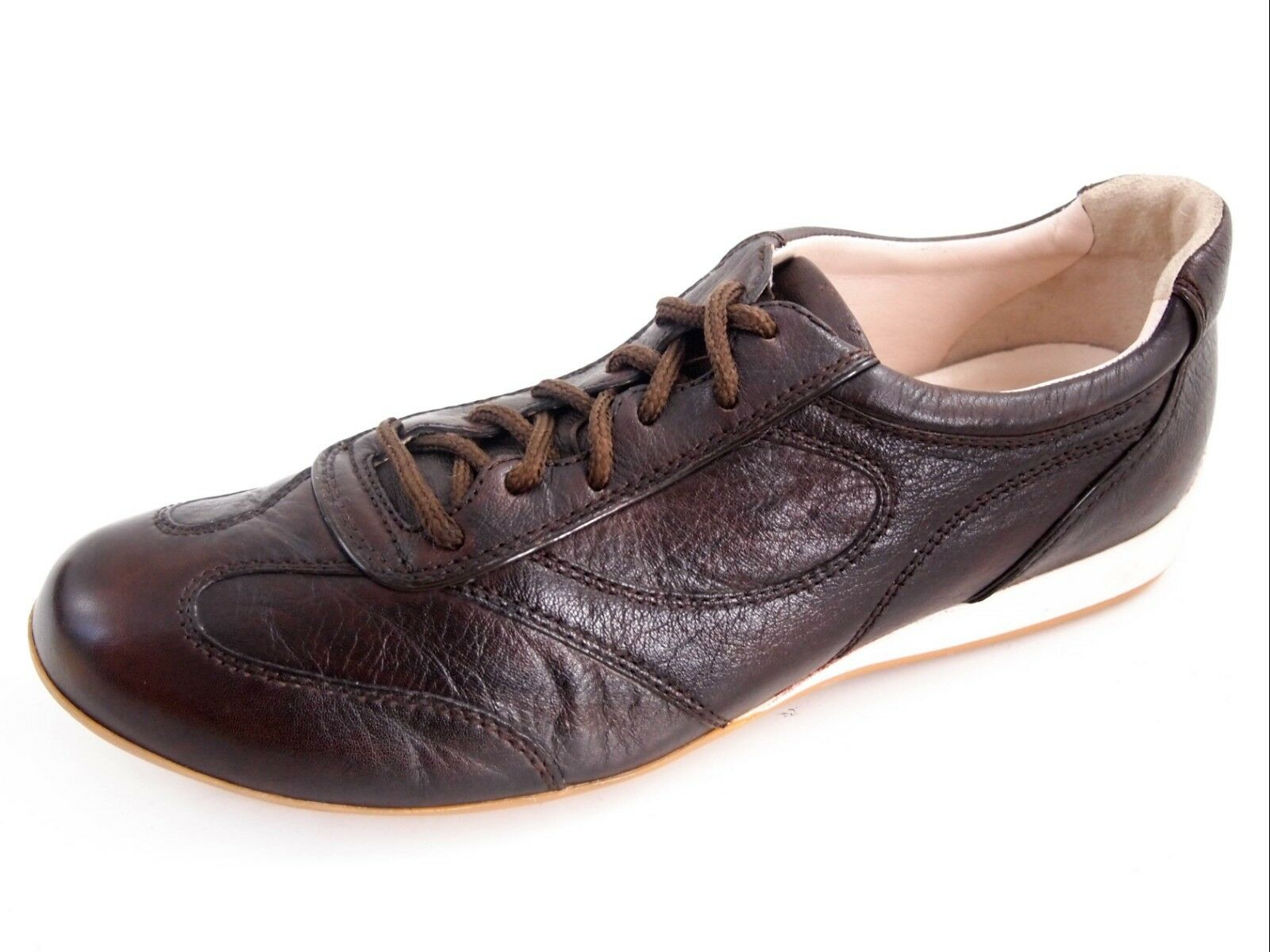 Bally Zapatillas, Cuero Marrón, Woman's Talla Talla Talla US 11 EU 41.5  580  minorista de fitness