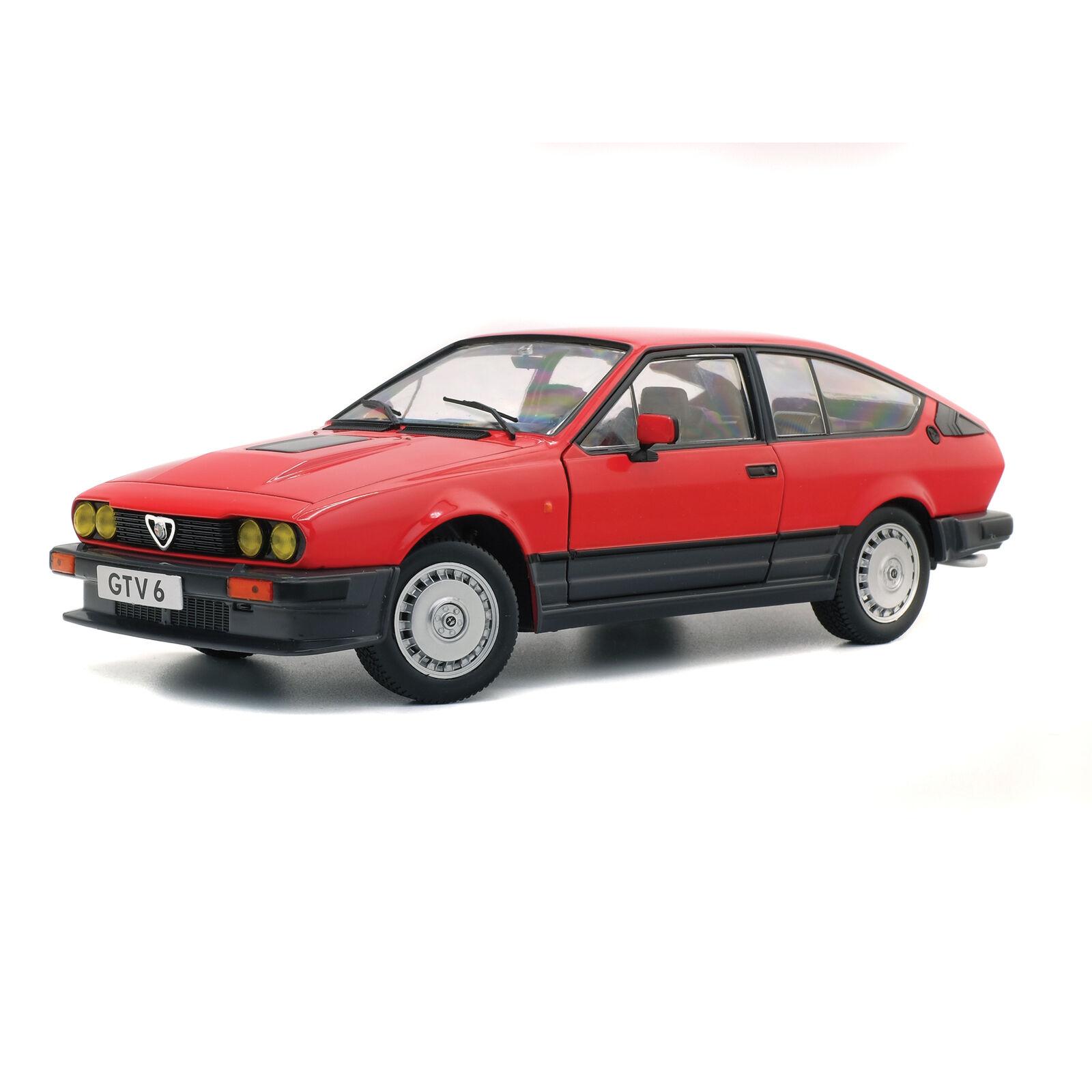 1984 Alfa Romeo GTV 6