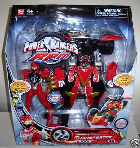 7698 nrfb verbot dai power rangers rpm - formel adler transporter