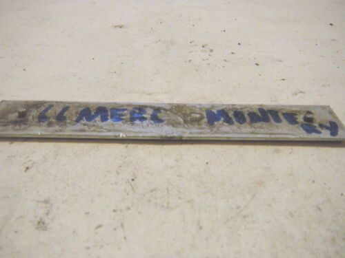 Mercury Montery Header Panel Emblem