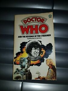 Doctor-Who-and-the-Revenge-of-the-Cybermen-by-Dicks-Terrance-Paperback-Book