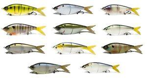 Details about 6th Sense Flow Glider 130 Glide Swimbait Bass, Pike & Muskie Glidebait Hard Lure