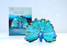 Swarovski 2015 SCS Annual Edition Peacock Arya Bird 5063694 Brand New In Box