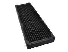 XSPC EX420 Slim Line Triple 140mm Fan Water Cooling 420mm Radiator Black