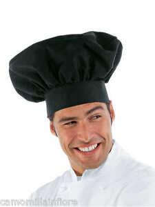Caricamento dell immagine in corso CAPPELLO-Pasticcere-Da-Chef-CUOCO- Classico-Taglia-Unica- 4164d3c044b6