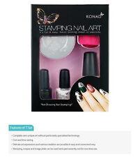 Konad Stamping Nail Art Pro Salon Set 2 Acrylic Gel Original Ideal