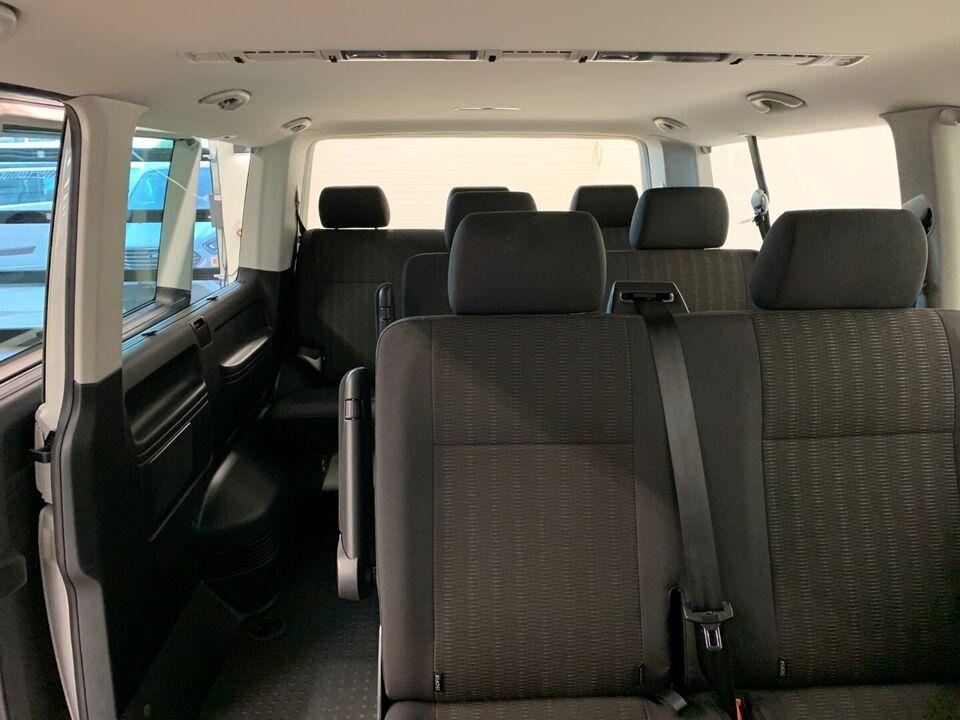 VW Caravelle 2,0 TDi 150 Comfortline DSG lang d, Diesel,