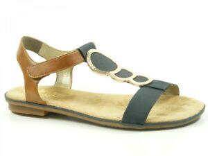 Damen H2iydw9e Schuhe Zu Details Rieker Sandalen 64278 16 54jc3RqAL