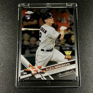 ALEX-BREGMAN-2017-TOPPS-CHROME-9-ROOKIE-CARD-RC-MLB