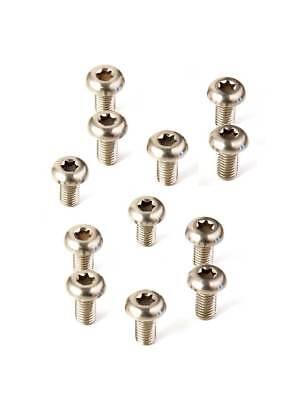 14,4 GR Titanium CTK light kit 12 screws titanium brake discs t25