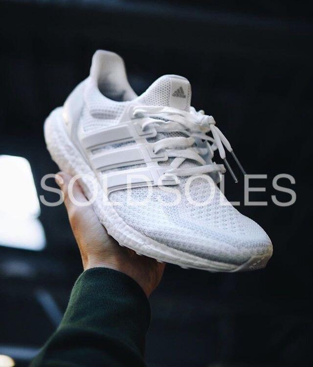 Adidas Ultra Ultra Ultra Boost 2.0 Blanco 755784