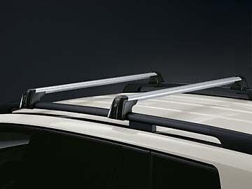 OEM Mercedes Benz 2013 2014 2015 GLK Class X204 Roof Rack Basic Carrier