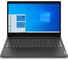 "LENOVO IdeaPad 3 15.6"" Laptop AMD 3020e 128GB SSD 4GB RAM Black - Currys"