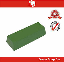 Metal Polishing Buffing Compound Soap Wax Bar Green