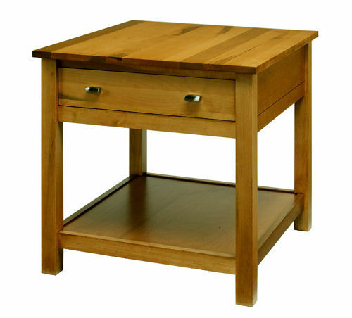 A. A. Laun Loft End Table With 1 Drawer #5202   ON SALE!!!