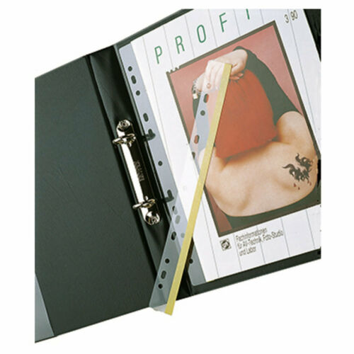Veloflex Heftflix Heftstreifen anheften A4 selbstklebend 10 Stück