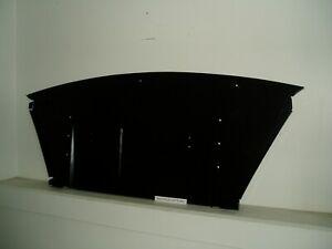 MGB-RADIATOR-DUCT-PANEL-CHROME-BUMPER-gt-74-458-920