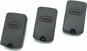 Mighty Mule FM135 Entry Transmitter Remote Control 3 For GTO RB741 Gate Opener