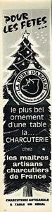 L-Publicite-Advertising-1968-La-Charcuterie-Artisanal-La-Hure-d-039-Argent