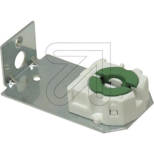 Leuchtstoff-Fassungen G13 Aufbau-Fassung ohne Starterfassung 250V//2A weiß þ 5