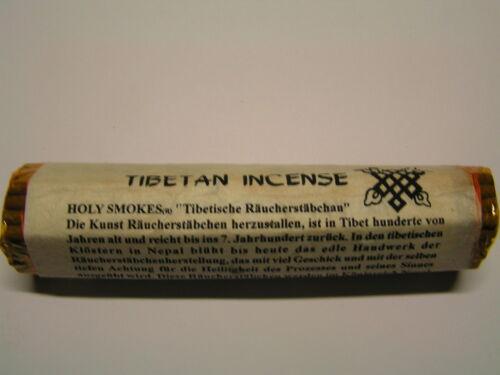 60 g hell Tibetische Räucherstäbchen, kurz 100g//8.-€