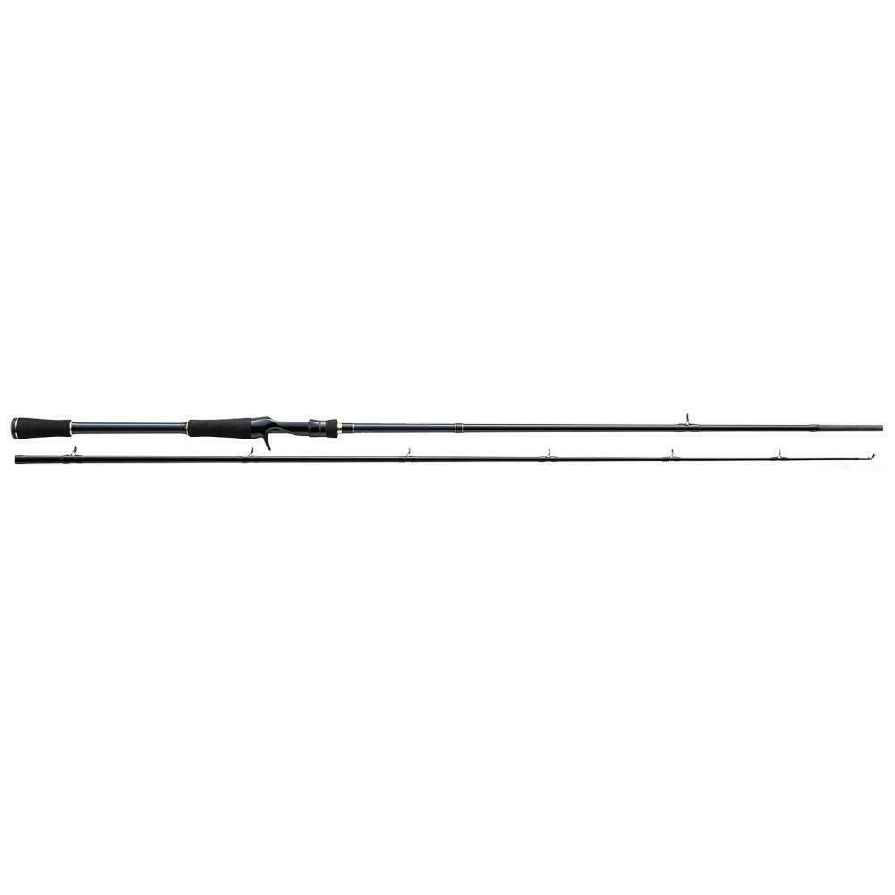 Major Craft NEW Basspara BAIT BXC-662MH Baitcasting Rod for Bass