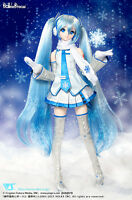 Volks Doll Snow Miku Hatsune Miku Dollfie Dream Dd Dds