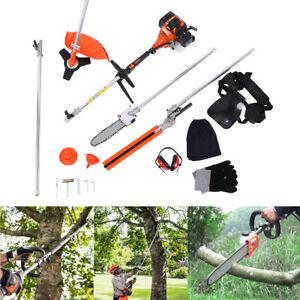 5-in-1-52cc-Petrol-Hedge-Trimmer-Chainsaw-Brush-Cutter-Pole-Saw-Multi-Purpose