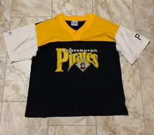 online store 34517 f3a83 Details about Vintage The Game Pittsburgh Pirates T-Shirt Size Men's XL
