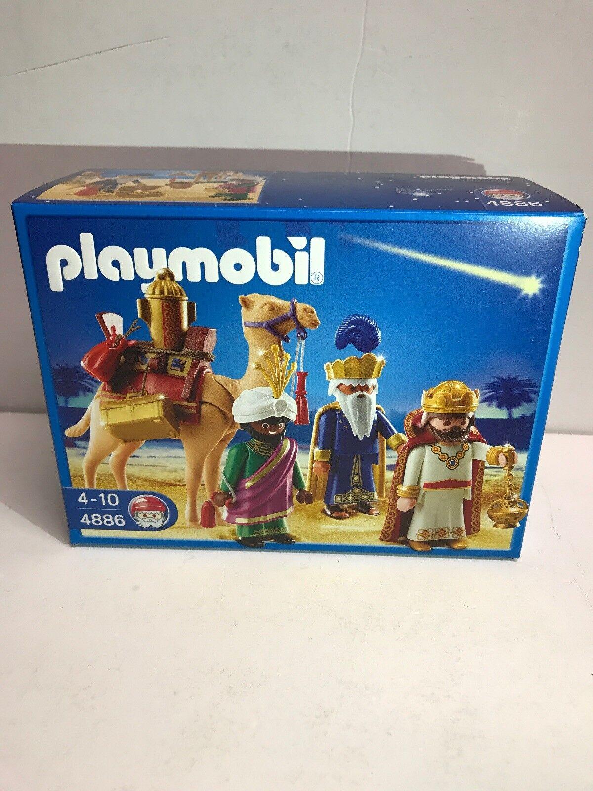 Playmobil 4886 drei weisen könige.4886 heilige drei könige neue playmobil