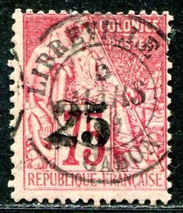 GABON-1886-1933-meist-gute-SAMMLUNG-Yvert-ca-4300-55735c