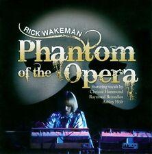 RICK WAKEMAN - PHANTOM OF THE OPERA NEW CD