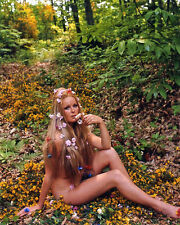 VERONICA CARLSON UNSIGNED PHOTO - 4052 - NAKED!!!!!