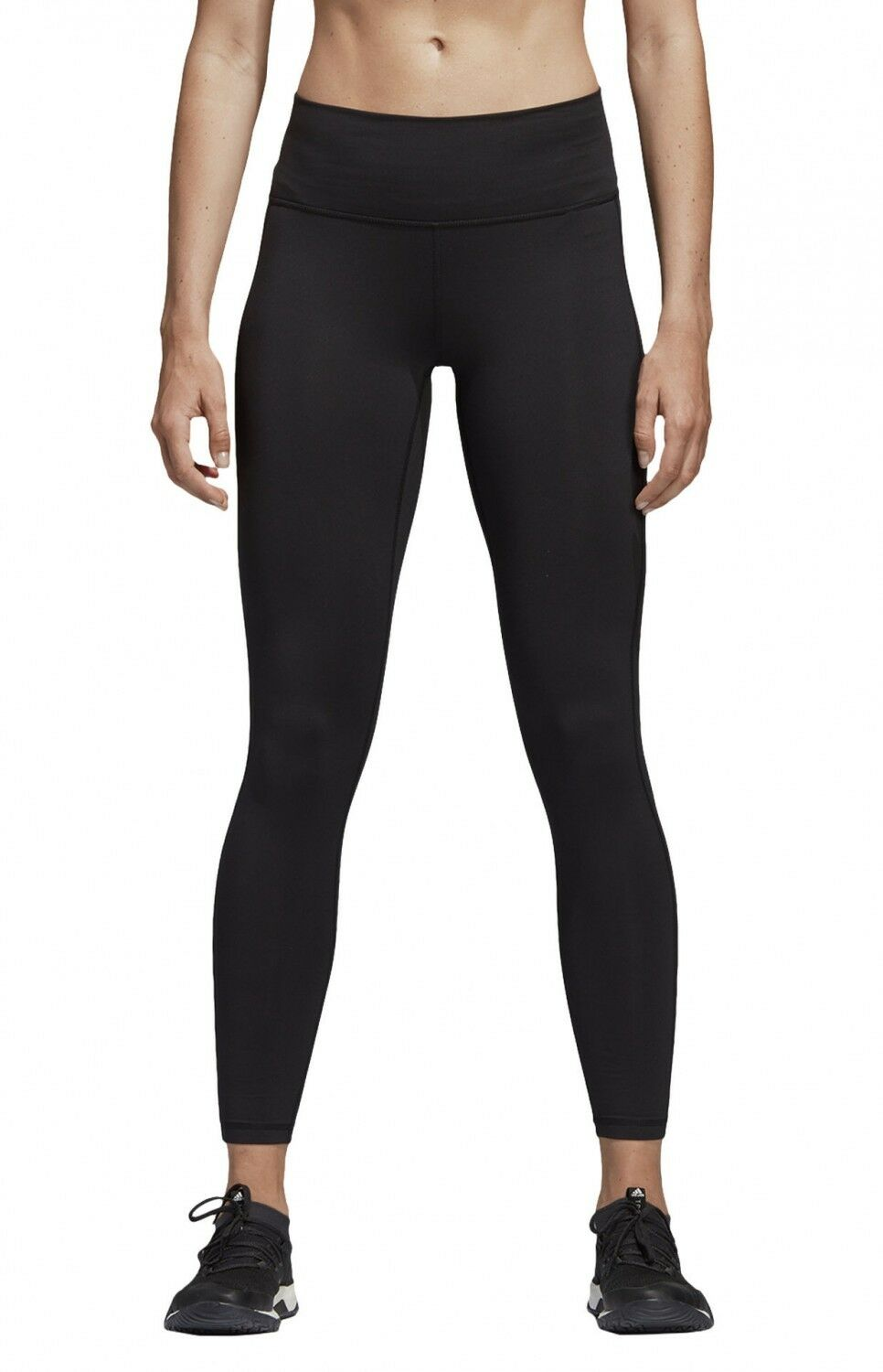 ADIDAS Performance Donna Fitness Pantaloni believe this highrise Soft Tight Nero