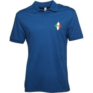 e3c1f817e Moschino Polo T-Shirt Tee Gym Diamond Logo Signature Blue M, L, XL ...