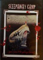 Sleepaway Camp (dvd, 2000) Rare 1983 Horror Thriller Brand